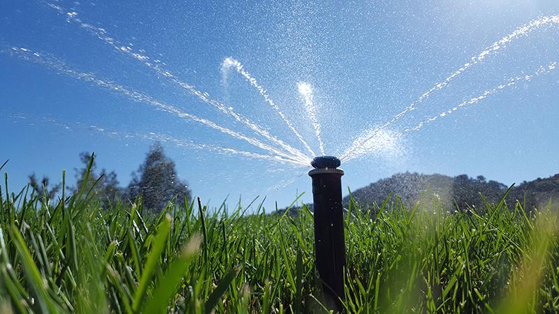Water Scout - sprinklers